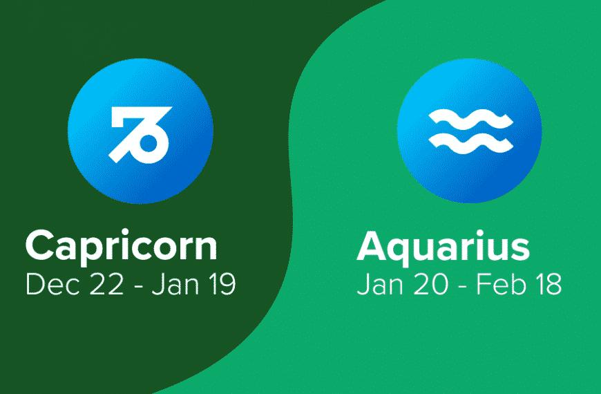 Capricorn and Aquarius Friendship Compatibility