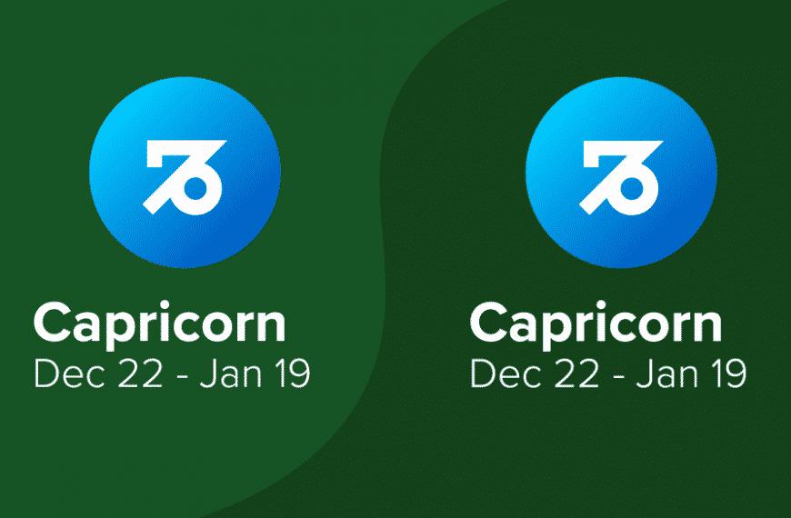 Capricorn and Capricorn Friendship Compatibility