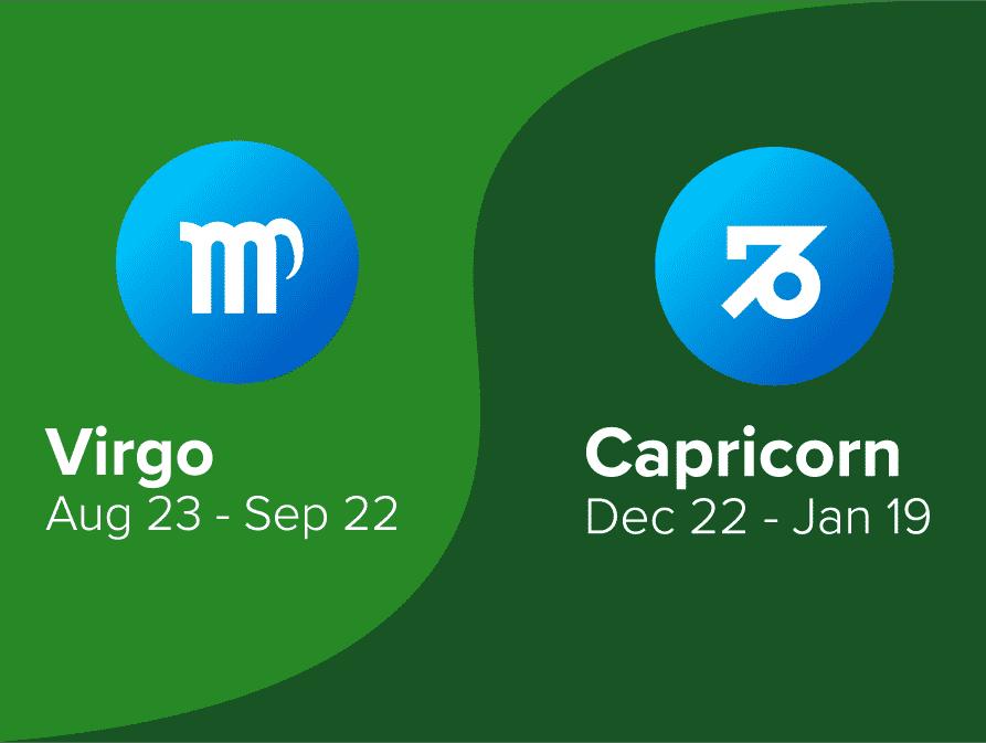 Virgo and Capricorn Friendship Compatibility