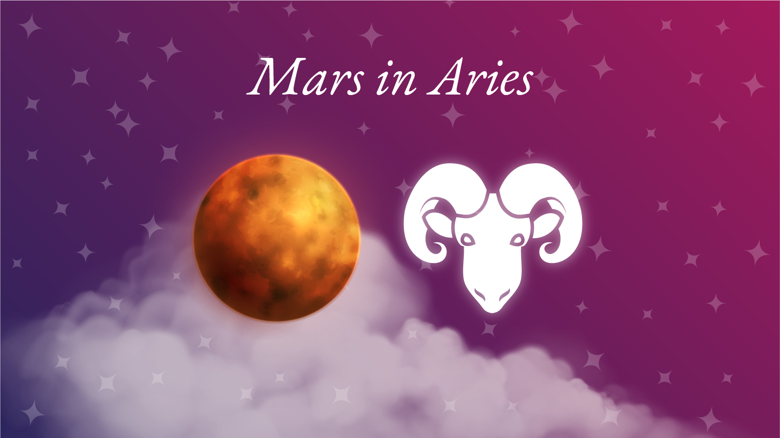 Mars in Aries Meaning