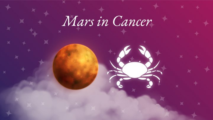 Mars in Cancer Meaning