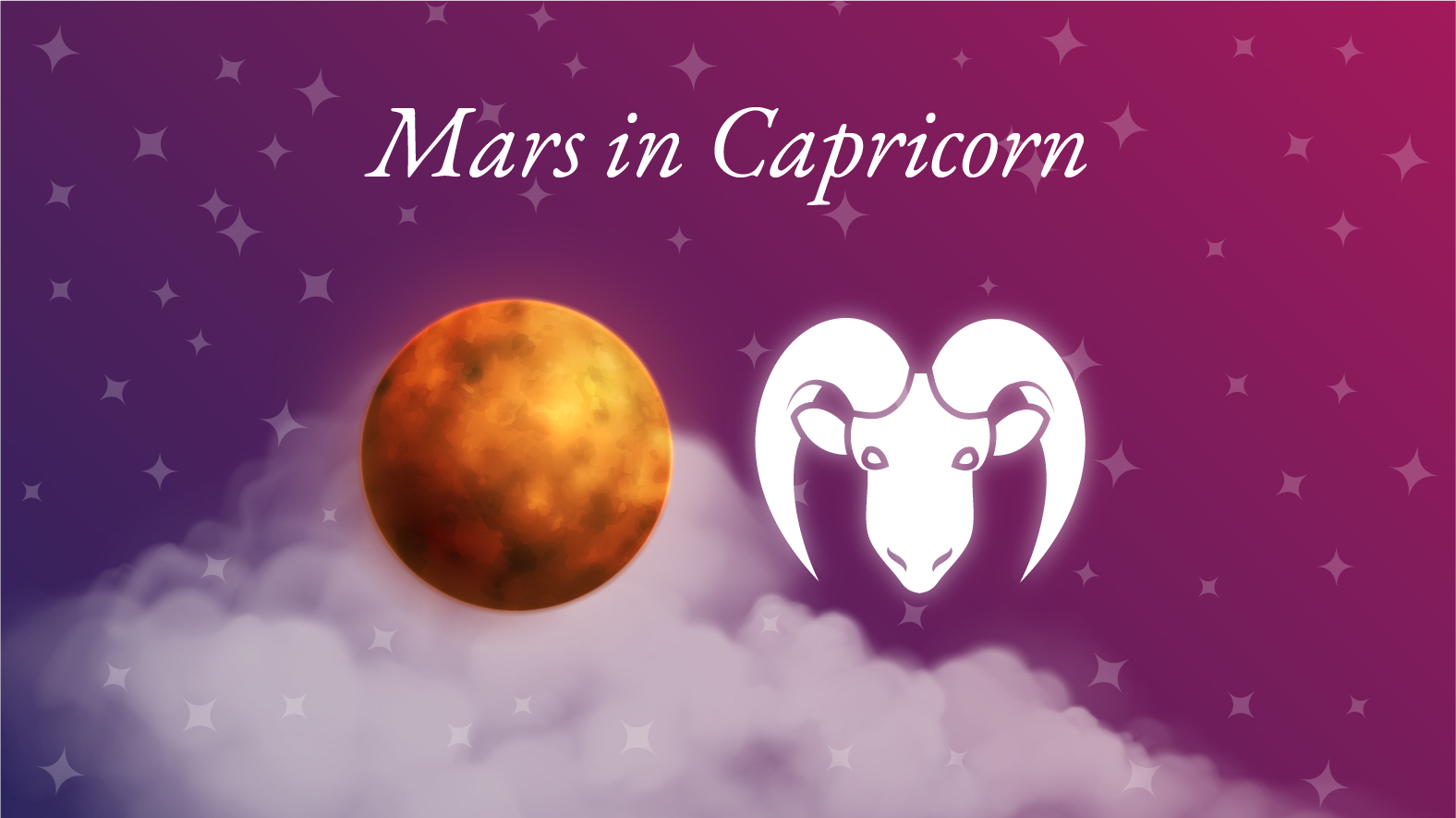 Mars in Capricorn Meaning