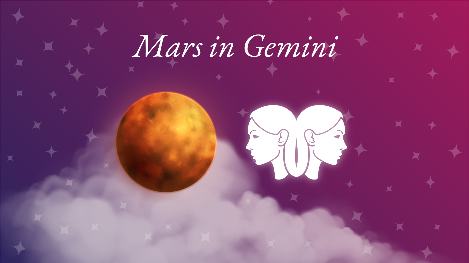 Mars in Gemini Meaning