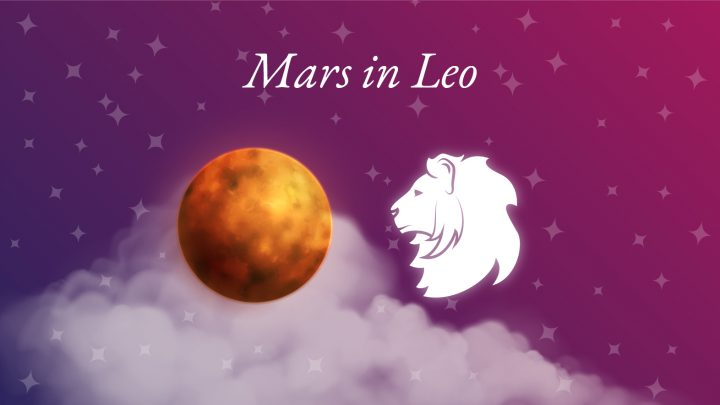Mars in Leo Meaning