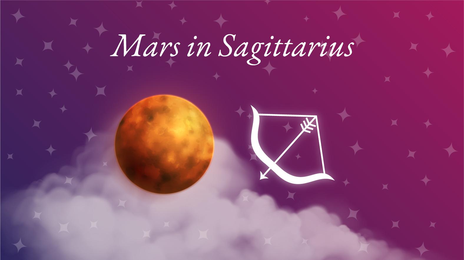 Mars in Sagittarius Meaning