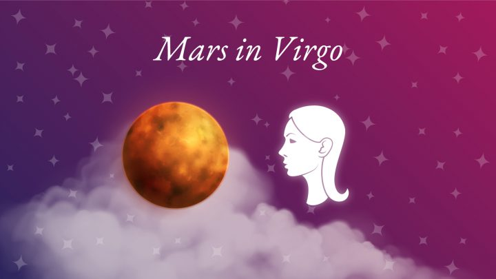 Mars in Virgo Meaning