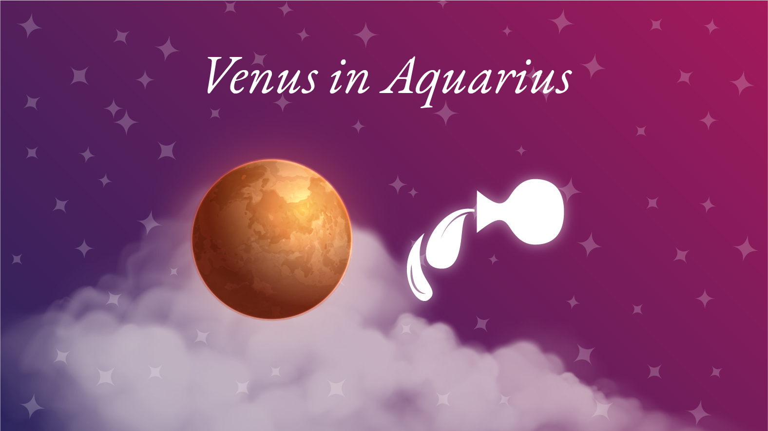 Venus in Aquarius
