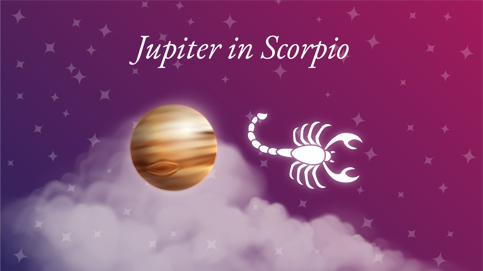 Jupiter in Scorpio Meaning: Personality Traits & Significance